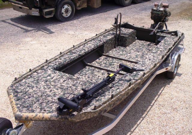 BFC Marine Inc - Gator Trax Hybrid