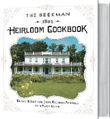 Haven't read it but I bet the recipes are divine, fresh, simple & tastey