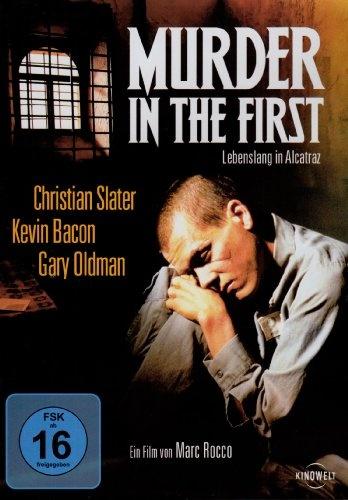 Murder in the First  1995 USA,France      IMDB Rating      7,1 (14.005)    Darsteller:      Christian Slater,      Kevin Bacon,      Gary Oldman