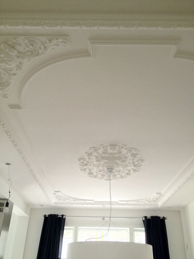 Best 25 plafond en platre ideas on pinterest conception for Decoration platre plafond