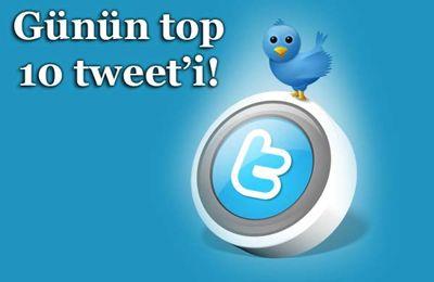 Günün En İyi Tweet'leri! - Teknogaste.com editörleri son 24 saatin en ilginç tweet'lerini sizin için seçti(...)