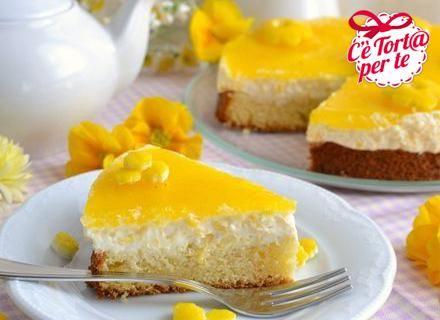 Cheesecake festa della donna