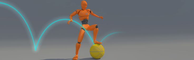 Ever wondered how every animation can relate back to a ball bounce? Discover how a simple ball bounce animation uses pretty much all of the principles of animation: http://blog.digitaltutors.com/ball-bounce-foundation-every-animation/