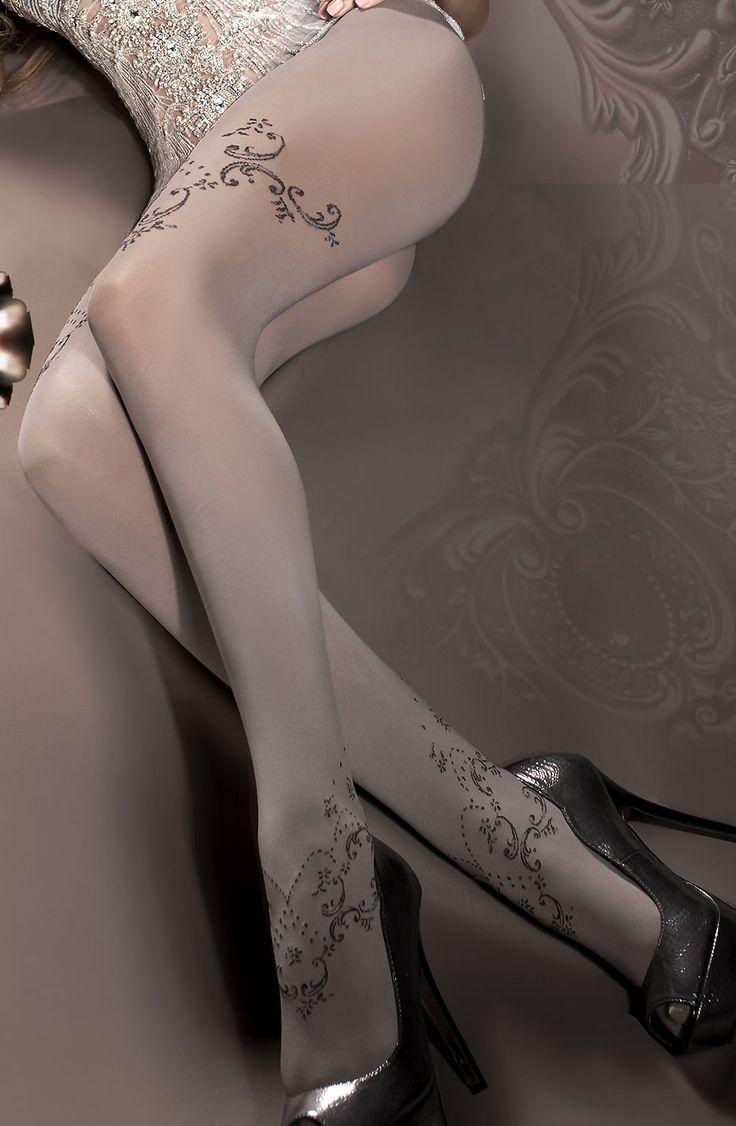 Ballerina 297 Tights Fumo (Smoke) £13 from www.bluevelvet.uk.com Buy now!!!