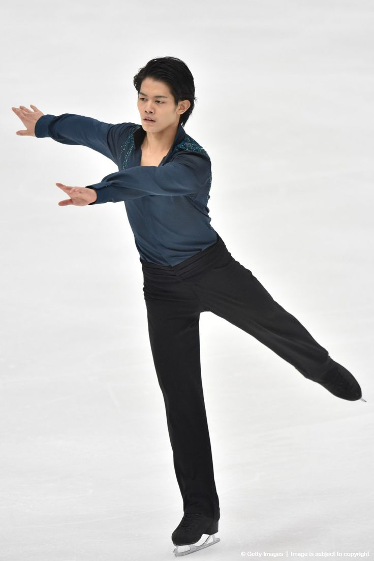 Takahiko Kozuka of Japan competes in the Men's Free Skating during the 83rd All Japan Figure Skating Championships at the Big Hat on December 27, 2014 in Nagano, Japan.  (1024×1536)
