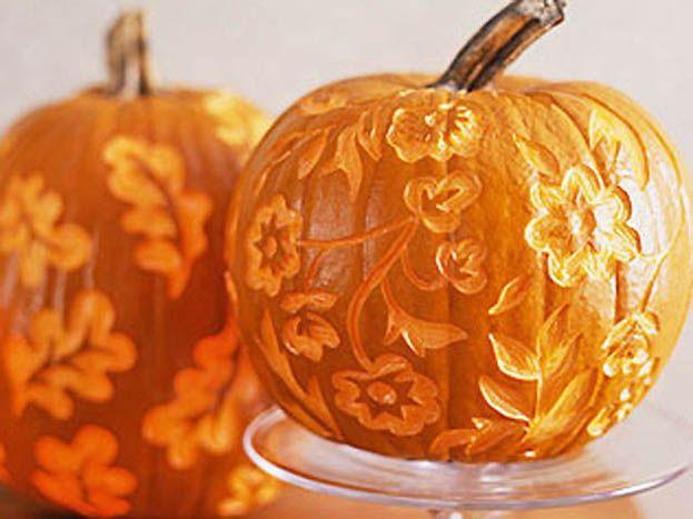 11 Easy Pumpkin Carving Designs