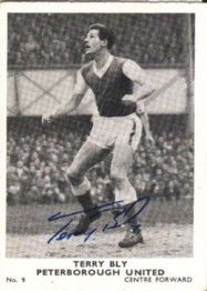 9. Terry Bly Peterborough United