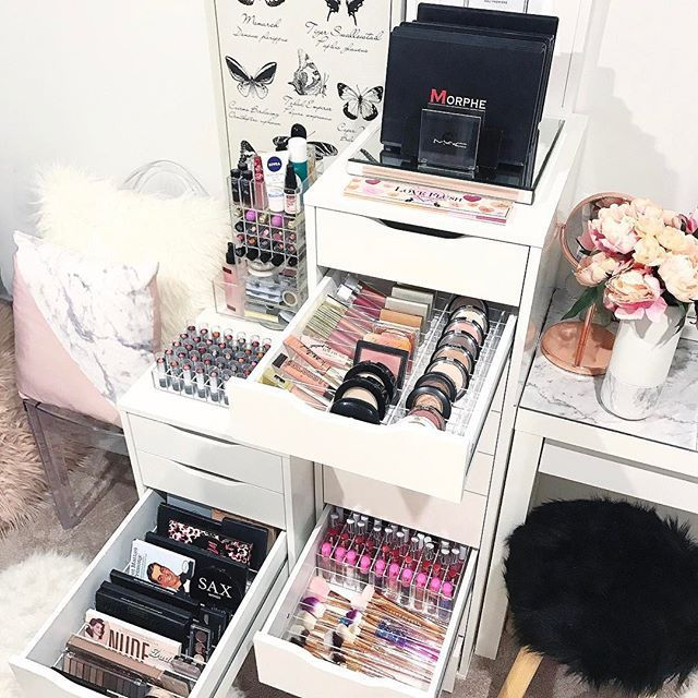 Vanity Collections For All Your Modern Makeup Storage Needs Worldwide Shipping Online Store Perth Austr Modern Makeup Vanity Makeup Storage Make Up Storage