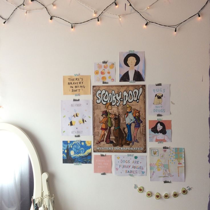 lucy moon — freazypeach: a picture of my old wall