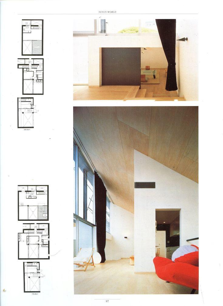 PROIEKTUAK IV: OMA/Rem Koolhaas, Nexus World, Fukuoka, 1991