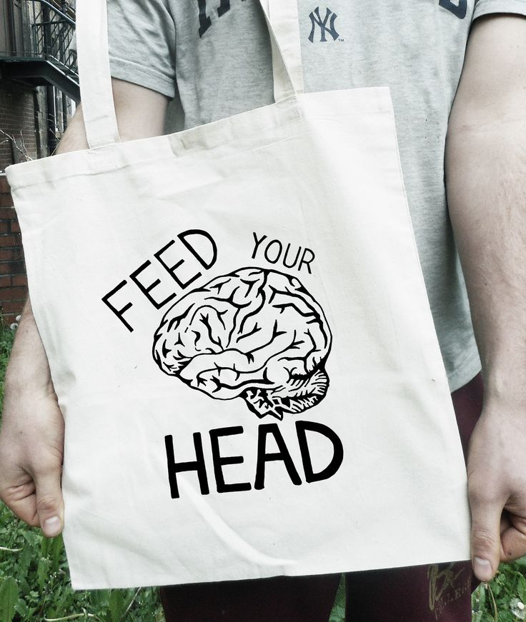 Feed your head tote bag, cotton tote bag, happiness is a choice, inspirational quotes, inspirational quotes for women, inspirational quotes tumblr, inspirational quotes about change, short inspirational quotes, inspirational quotes by famous people, inspirational quotes cover pages, inspirational quotes don't give up, funny tote bags, science gifts, gift ideas for christmas, birthday gift ideas