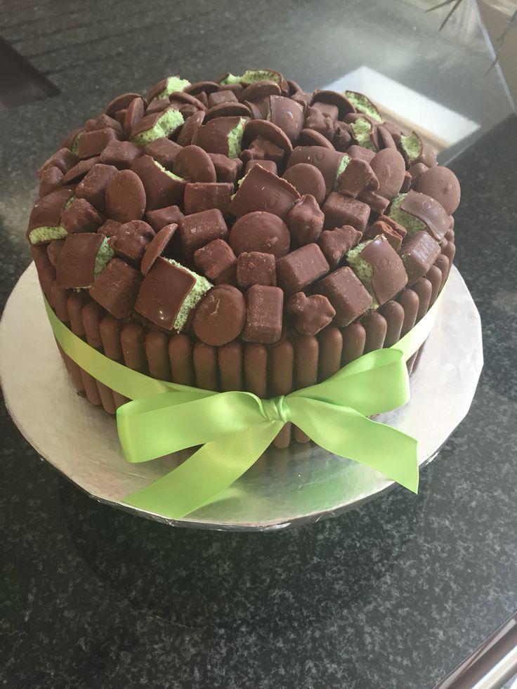 Macmillan coffee morning chocolate cake