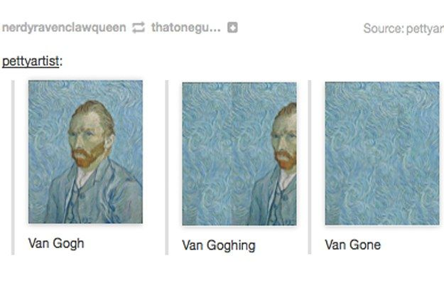 27 Times Tumblr Used Art History Perfectly To Make A Point - I'm so done