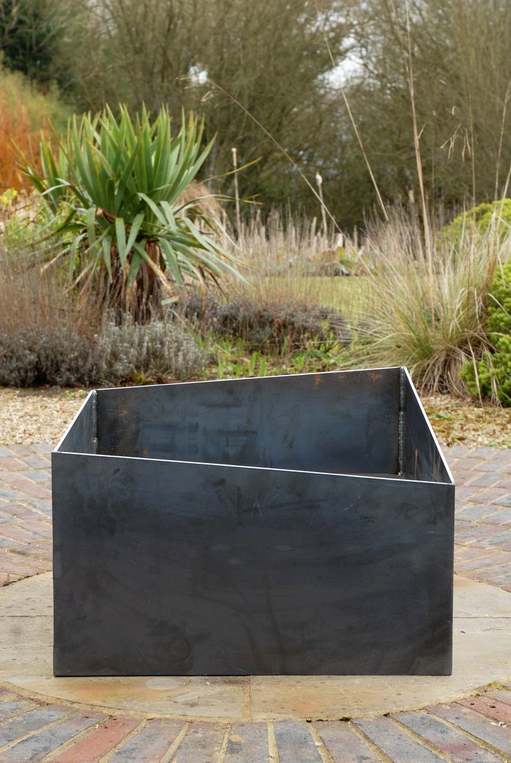 Basalt Fire Pit From Magmafirepits Durable 5mm Steel