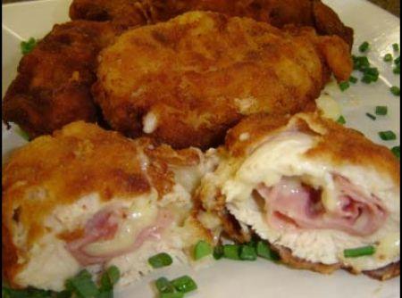 coxa de frango recheada - Veja mais em: http://www.cybercook.com.br/receita-de-coxa-de-frango-recheada.html?codigo=106464