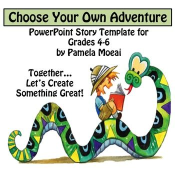 how to write a pick a path story