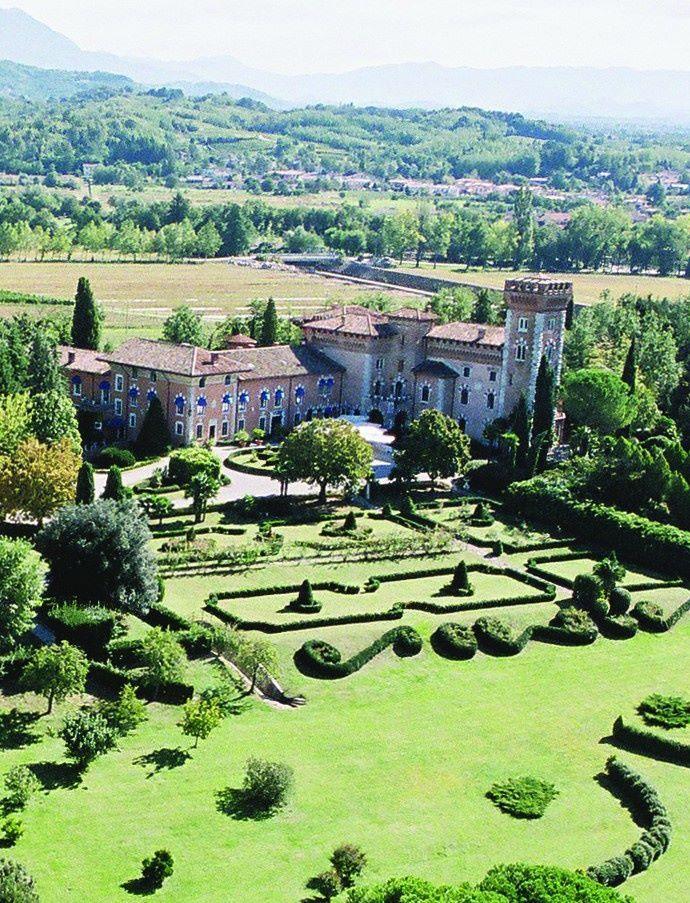 Castello Di Spessa, Capriva del Friuli, Friuli Venezia Giulia, Italy