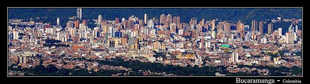 Bucaramanga / Santander, Co. by ofaic, via Flickr