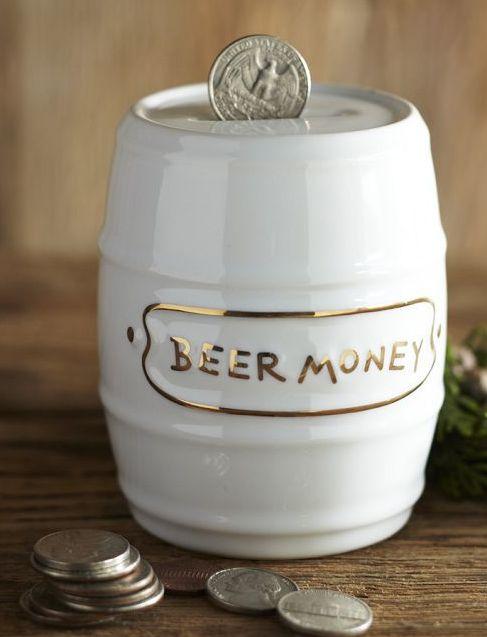 Beer money bank