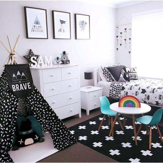 desain kamar tidur anak minimalis 8