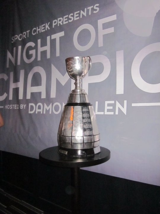 The Grey Cup 2010