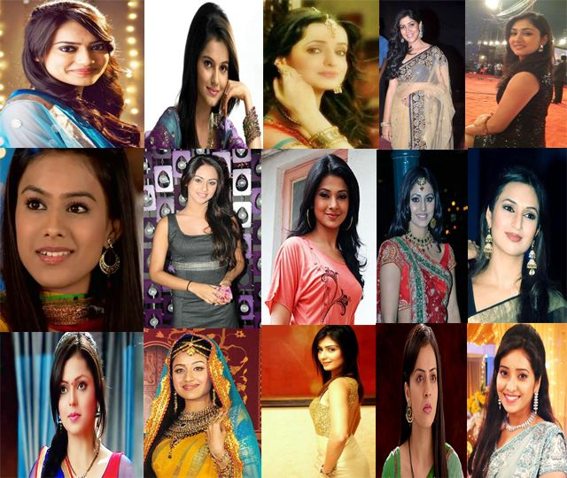 Poll: Most Desirable Actress On Indian Television