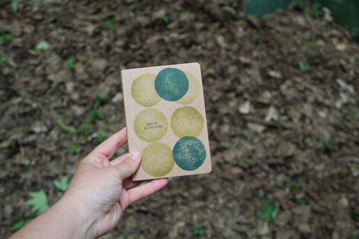 Notebook Stamp - #En la calle#
