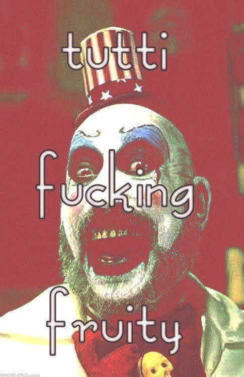 From Rob Zombie's House of a Thousand Corpses.