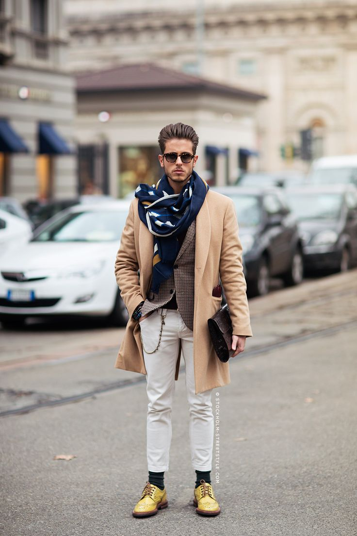 Marco - Stockholm Streetstyle