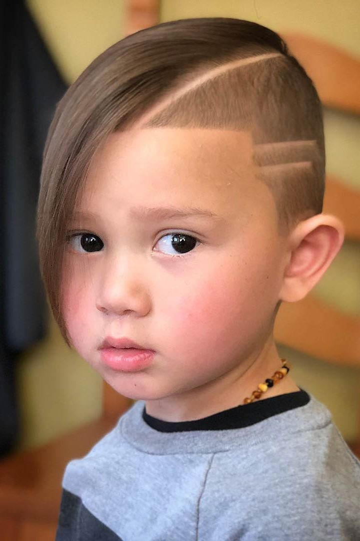 60 Cute Toddler Boy Haircuts Your Kids Will Love Toddler Haircuts Boys Haircuts Little Boy Hairstyles