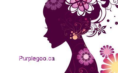 My Blog www.purplegoo.ca