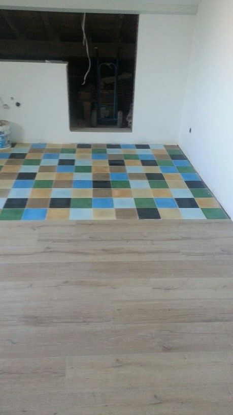 carreaux de ciment : osez le patchwork !