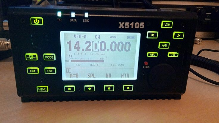 Xiegu X5105 QRP Portable HF Radio – Review and Demo HF/6m | QRZ Now – Amateur Radio News