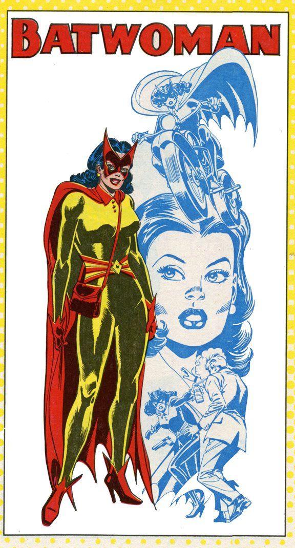 Art érotique dc superheroine