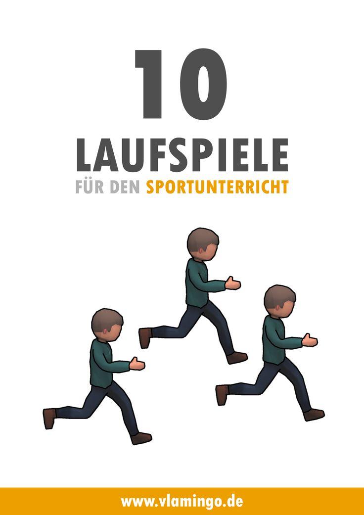 Die 10 schönsten Laufspiele für den Sportunterricht – vlamingo.de – VLAMINGO – Sportunterricht in der Grundschule, Sekundarstufe & Oberstufe
