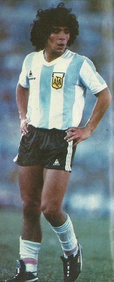 Diego Maradona - 1982