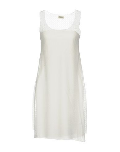 ALPHA STUDIO Women's Short dress White 6 US