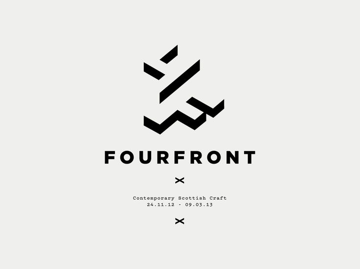 FourFront exhibition for Manchester Craft and Design Centre – Studio DBD