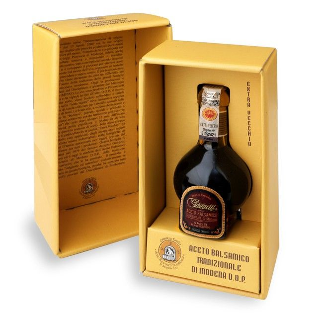 """Traditional Balsamic Vinegar from Modena """"Extravecchio"""" 100ml #balsamic #vinegar #modena #gazzettifood #gazzetti #food"""