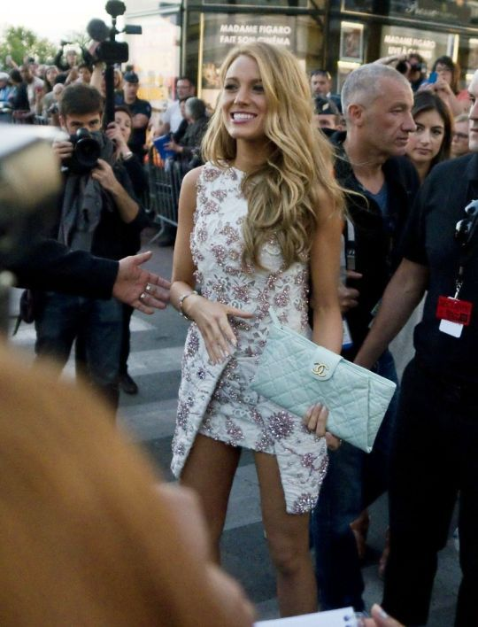 i'm obsessed with blake lively