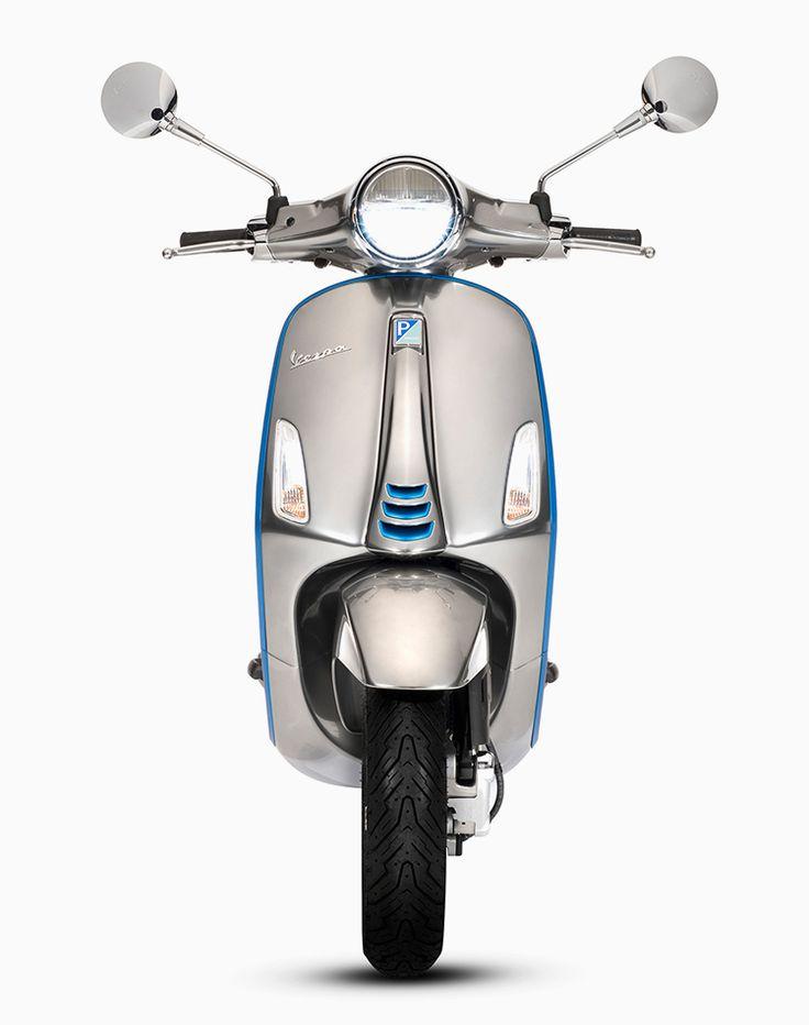 Piaggio Vespa Elettrica Electric Scooter