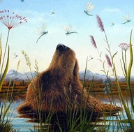 Art of Robert Bissell - this is gorgeous.