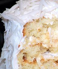 Easy Coconut Cake Recipe from Scratch - MissHomemade.com