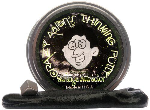 Crazy Aarons Thinking Putty 3.2oz - Super Magnetic Strange Attractor   The Gift Central