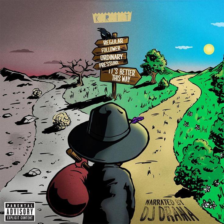 BigKRIT – It's Better This Way Cover Art + Tracklist Lyrics | Genius