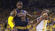LeBron James had an all-time great performance in Game 1 of the NBA Finals, but it wasn't enough for some fans.