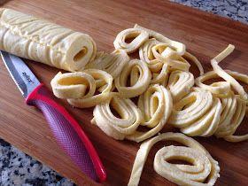 CDJetteDC's LCHF: LCHF pasta til retter med fettuccine og spaghetti eller til lasagneplader