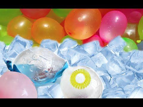 Globos de agua: truco para llenar y cerrar - YouTube
