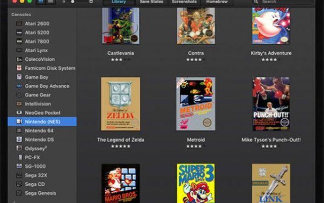 Emulatore giochi per Mac del GameBoy, Nintendo ND, Ps1 e altri In questo articolo parliamo di un'app molto interessante per Mac, un emulatore che consente di giocare sul computer di Apple con i giochi delle console più note. Giochi per GameBoy, Nintendo ND, PS1, #mac #emulatoregiochi #gameboy