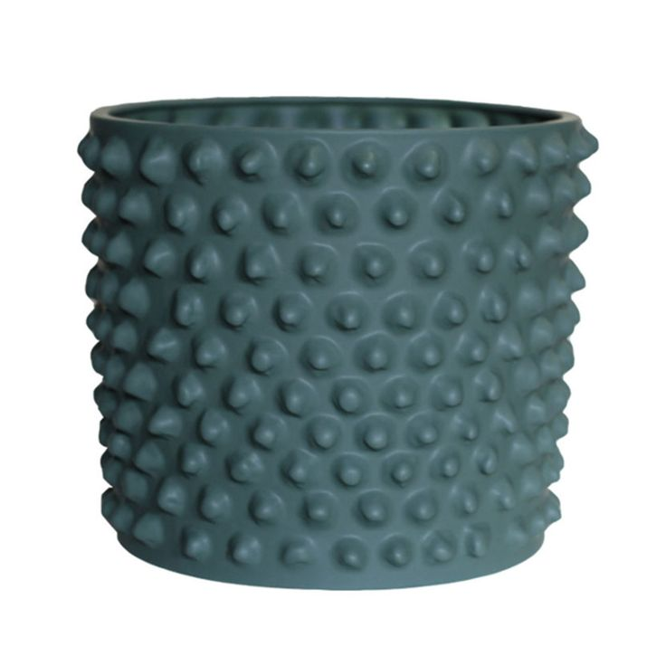 Cloudy krukke M, grønn i gruppen Innredningsdetaljer / Dekorasjon / Vaser & Potter hos ROOM21.no (1025411)